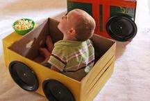 Toddler Activities / by Jennifer B.