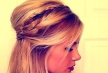 Hair Pretty  / by Carley Moser