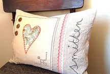 Pillows and cushions / by Dawn Taylor