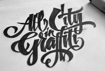 Design: Typography / by Tom Wood