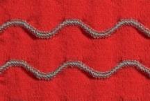 Steken breien / knitting Stitches