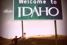 All About Idaho / by Laurel White