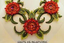 Interesting Beadworks / by Jola Kamieńska