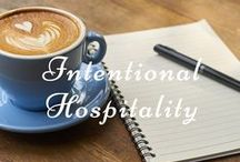 Intentional Hospitality / TAGS: food, recipes, wellness, body, soul, hospitality, scripture, home, heart, family, gathering, invitation.