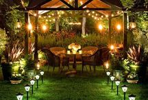 Outdoor Living  / by Paige Ottum
