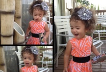 Belles closet /Bellebelles world  / Fun active days filled with designer finds from her moms line www.Coradorables.com and great deals from zulily.com this little fashionista has swag for days.  / by Coradorables (kids brand made in Hawaii w Love & Aloha)
