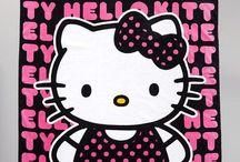 Here Kitty Kitty aka Hello Kitty  / by Coradorables (kids brand made in Hawaii w Love & Aloha)