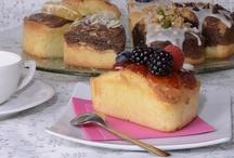 Postres caseros / Amanda Laporte nos trae recetas dulces para poder elaborar en casa y quedar como unos auténticos pasteleros. http://www.canalcocina.es/programa/postres-caseros / by Canal Cocina