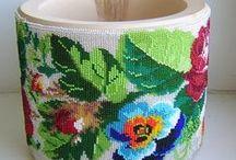 Bead crochet / by Jola Kamieńska