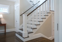 HOME - Banister/Stairs