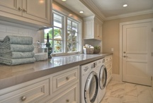 HOME - Laundry/Mudroom / by Make It and Love It