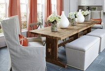 HOME - Dining Room / by Make It and Love It