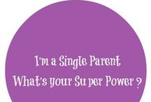 Single Parent Tips, Quotes, and Resources / by Sister Save-A-Lot / Antoinette Peterson