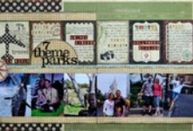 2 Page Scrapbook Layouts