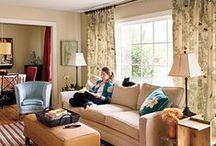 Home Design - Living Room / by Ryann Laden