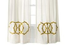 Window Treatments / by Ryann Laden