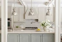 Favorite Kitchen Spaces / by Meredith Lumsden