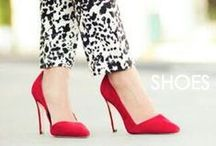 Shoe Obsessed / The taller the heel, the closer to heaven.