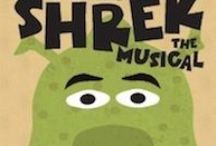 Shrek, the Musical / by Amy Connors