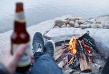 Camping  / by Paige Ottum