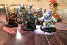 Board Games & Miniatures / by Brittany Clark