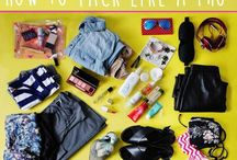 Packing Tips / by Chris Lilley
