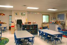 Classroom / Classroom tips & ideas for PreK  / by Stacey Cloke Perry