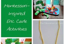 Themes / Themes for PreK  / by Stacey Cloke Perry