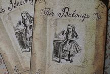 Book Plates/Ex Libris / This book belongs to....... / by Laurel White