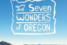Explore The Pacific Northwest / Oregon, Washington, and Northern California. / by Elise Heimowitz