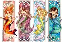 Mermaids / by Chris Lilley