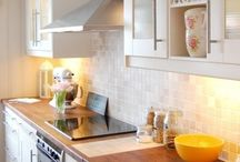 Kitchen Re-Do / by Stacey Cloke Perry