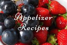 Appetizer Recipes / TAGS: recipe, recipes, food, nutrition, dinner, casserole, pizza, hospitality, pot pie, pasta, cheese, potatoes, eggs, chicken, breakfast, lunch, appetizer.