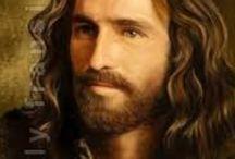 JESUS CHRIST / JESUS, my SAVIOR my LORD and my ĶING / by Magda van Niekerk