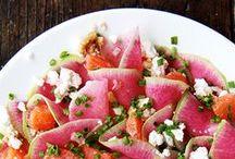 Food - Salad / by Ryann Laden