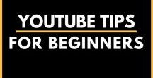 Youtube Tips for Beginners / Learn to Create a Youtube Channel, Monetize Videos, Build your Brand and increase your visibility. Vlogging | YouTube Tips | YouTube Guide | Youtube Ideas | Make Money from Youtube