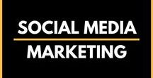 Social Media Marketing / Ultimate resource of social media marketing tips & strategies to grow your business and make money. Social Media Marketing Tips | Social Media Marketing Strategy