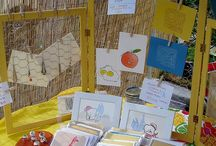 craft booth ideas / by Kate McCurrach