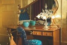 Dream interiors / by Lisa Hinton