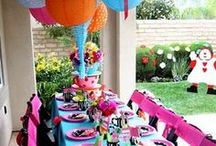 Kids - Birthday Party Ideas / Fun kids party themes. Decorations, recipes, treats, and more.