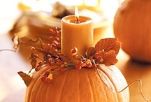 Holidays - Thanksgiving/Fall / Anything relating to Fall or Thanksgiving. Crafts, Food, Decor Ideas, etc.