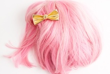 think pink / by Lili Higa