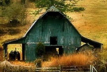 Old Barns / Beautiful old barns, would love to know the story of each one.