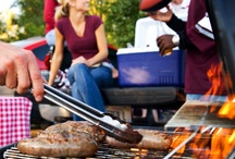 Outdoors - Tailgate  Fun / by Diane Salter