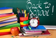 School - Back To School / Anything pertaining to my kids going back to school, school schedule sheets, morning routines, lunch ideas,  school products I like, etc.