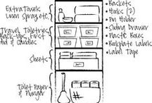 Interior: Closets / by Ana Elisabeth Brandalise