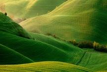 beautiful places / by Madeleine Watt