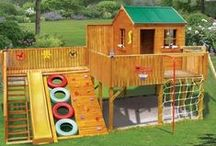 Kids - Awesome Spaces / Awesome play spaces, bedroom and other areas made just for kids.
