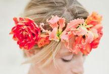 Coral Wedding Scheme