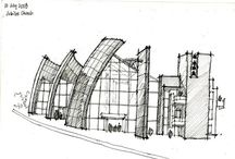 "Architect Meier, Richard / ""An important work of architecture will create polemics."" Richard Meier   / by Ana Elisabeth Brandalise"